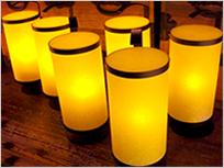 和紙の照明は京都のあかりデザイン工房へ
