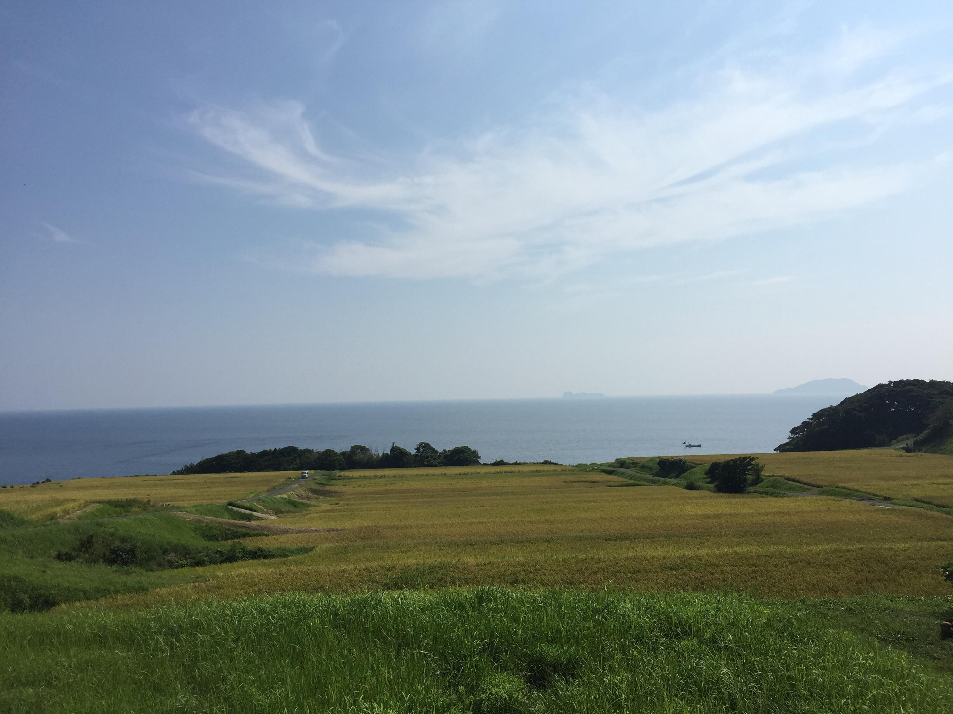 京都が誇る景勝地、丹後半島にて
