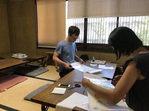 手作り体験で日本文化を楽しむ