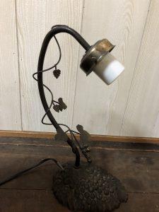 セード部分の作り替え 照明器具の修理